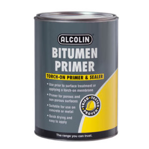 Alcolin Bitumen Primer