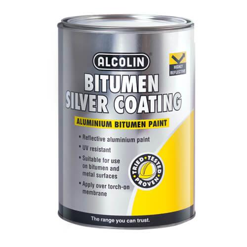 Alcolin Bitumen Silvercoat