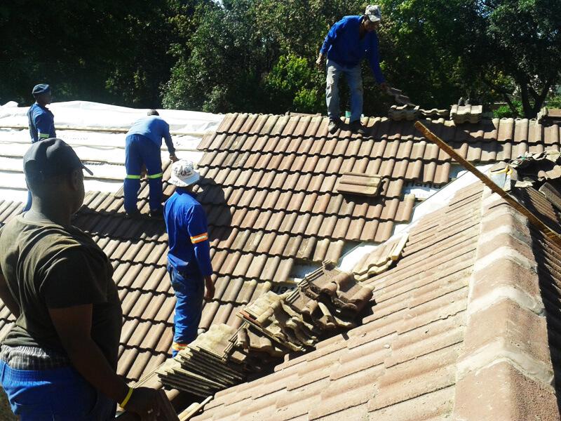 Roof Repairs Near Me
